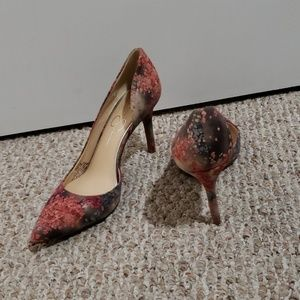 Jessica Simpson Multicolored Shoes Size 8M